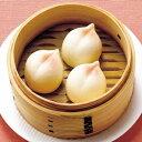 【新商品】テーブルマーク)繁盛飲茶ひとくち桃まん 500g(約25g×20個)(中華点心 デザート)