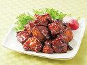 楽天業務用食材 食彩ネットショップ【新商品】ニチレイフーズ)若鶏の照焼き(甘辛醤油仕立て) 500g(冷凍食品 簡単調理 もも肉 肉料理 てりやき)
