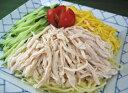 トップシェフ)手さき蒸し鶏ほぐし身 500g(業務用食材 チキン 冷凍食品 胸肉 蒸し)