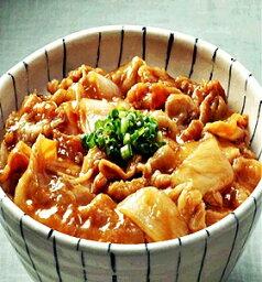 サラーズ)ピリ辛豚丼 95g (丼 ドンブリ 保存食)