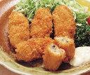 マツワ商事)大粒カキフライ(韓国産) 約35g×30個入(業務用食材 カキフライ 洋食 牡蠣 カキ フライ 冷凍食品)