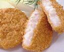 味の素)カニクリームコロッケ 70g×20個入(業務用食材 コロッケ 洋食 肉料理 冷凍食品)