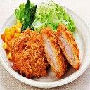 四国日清)味わいデリカヒレカツ35g×60個(●ケース)(業務用食材 とんかつ トンカツ 豚カ