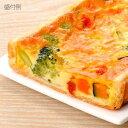 味の素冷凍食品)7種の野菜のキッシュ 1本300g(業務用食材 キッシュ 洋食 冷凍食品)
