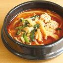 【新商品】キンレイ)具付麺チゲうどんセット 354g(ウドン 麺)