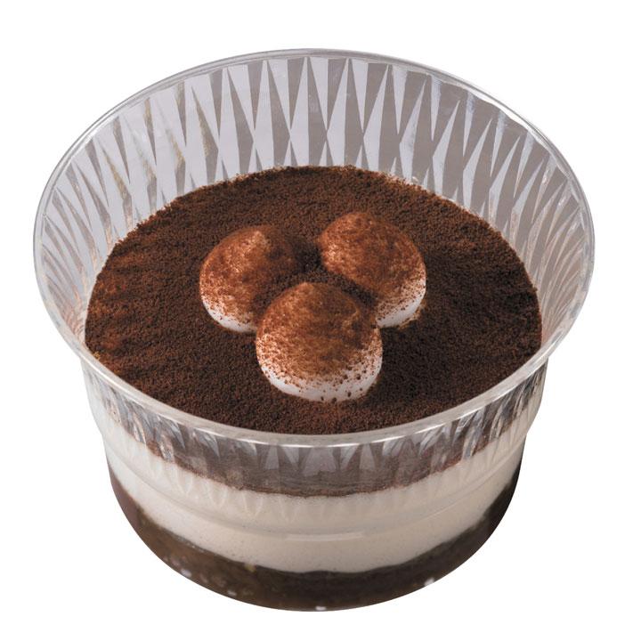 学園祭食材イベント食材JTフーズ)ミニカップデザートティラミス約23g×10個入(冷凍食品バイキング