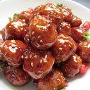 黒酢五菜肉団子 1kg (約36個入) 12175(一品 惣菜 肉料理 グリル ロースト 洋食 おかず)