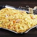 東洋水産)屋台一番 うま塩焼そば 600g(冷凍食品 やきそば ヤキゾバ 麺類 中華料理 焼