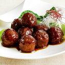 ケイエス ) デリカ 肉だんご ( 黒酢 ) 870g ( 約24個入 )(惣菜 肉 団子 ミートボール)