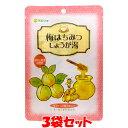 生姜 生姜湯 マルシマ 梅はちみつしょうが湯 48g(12g×4包)×3袋セットゆうパケット送料無料 ※代引・包装不可