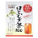 ショッピング麦茶 太陽食品 煮出し用 国産活性はとむぎ茶100 4g×30袋