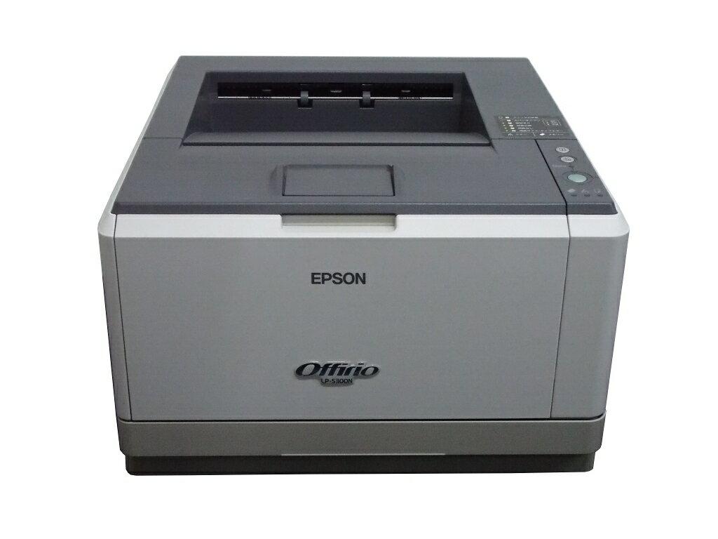 LP-S300 EPSON A4レーザープリンタ USB/両面 6500枚以下【】 EPSON エプソン レーザープリンター