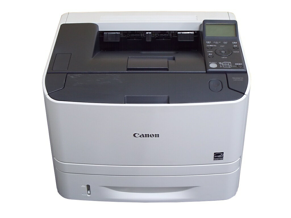 LBP6600 Canon A4レーザープリンタ 約23000枚以下【】 Canon キャノン レーザープリンター
