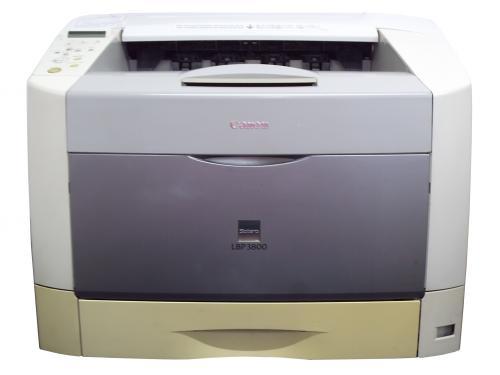 LBP3800 Canon A3/USB/Lan対応レーザープリンタ【中古】