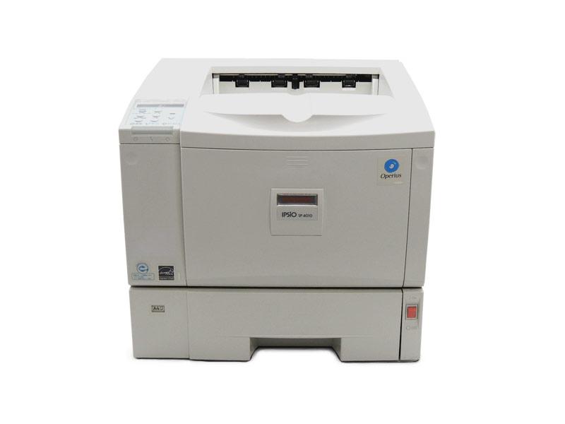 IPSiO SP4210 RICOH A4モノクロレーザープリンタ【】 印刷枚数25500枚以下|リコーあたたかい(あたたかい)