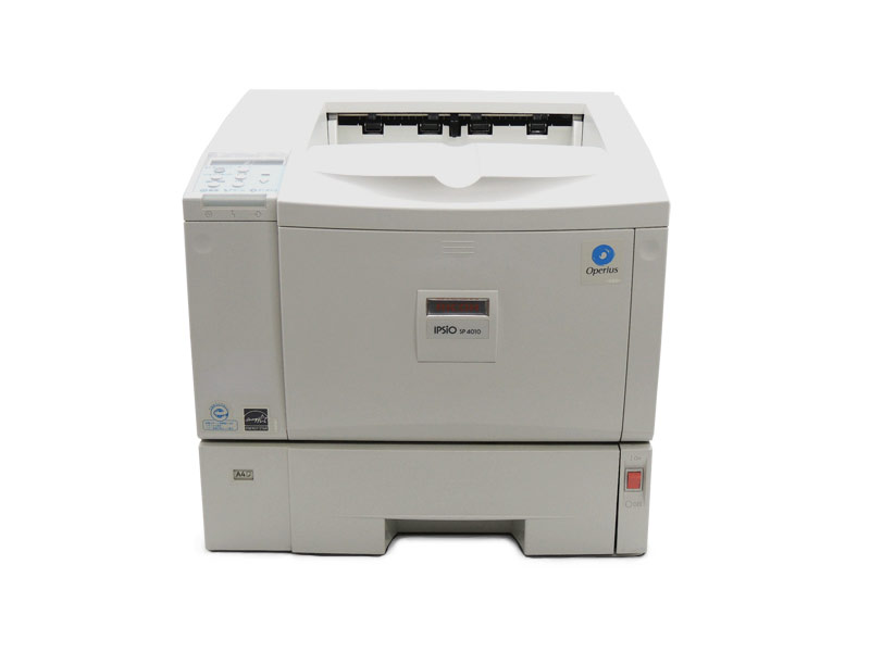 IPSiO SP4010 RICOH A4モノクロレーザープリンタ 3800枚【】 リコー A4レーザープリンター【耐震性】