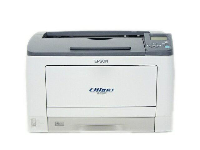 LP-S3000PS EPSON A3モノクロレーザープリンタ 89000枚【】 EPSON エプソン レーザープリンター后藤りつ