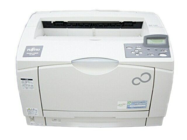 XL-9280 Fujitsu A3モノクロレーザープリンタ 55000枚以下【】 Fujitsu 富士通 レーザープリンター
