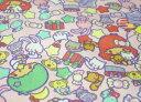 リトルツインスターズ(キキララ)【ポップフレンド】オックス生地 ■10cm単位■