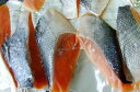 楽らく【骨なし秋さけ】切り身10枚入〔冷凍真空パック〕[冷凍]北海道産 秋シャケ・秋鮭