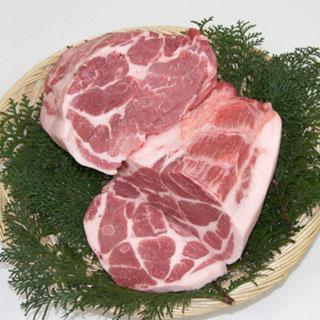 豚肉 つくば育ちの「つくば美豚SPF」肩ロース肉...の商品画像