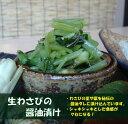 生わさびの醤油漬け200g【長野】【信州】【漬物】