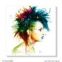 PLEXIGLAS Fashion Punk SIZE 890x890mm │и▓ш ╩╔│▌д▒ едеєе╞еъев ┴ї╛■ дкд╖дудь ╩╔ │и ┼╣╩▐╞т┴ї евб╝е╚ б┌╛х░╠ете╟еы ║╟╣т╡ще▐е╞еъевеыб█└╡╡м╔╩ PLEXIGLASS VIVID