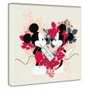 ミッキー ミニー ディズニー インテリア グッズ 人気 かわいい おしゃれ 壁掛け 壁に飾る 絵 アート アートパネル Disney プレゼ...