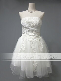 Party dress ★ wedding mini dress ★ No. 11 / no. 11-13 ★ (off white) 30110