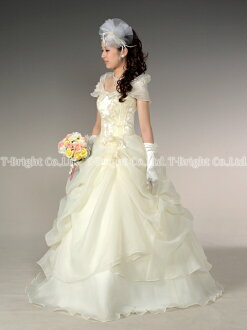 Size order wedding dress ★ princess line ★ (ivory)