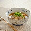 花ちらし (麺鉢)ラーメン丼 / 中華鉢 / 大鉢 / 和食器 / 丼ぶり / めん鉢