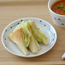 Mizutama プレート15.5cm    お皿/取り皿/北欧風/ケーキ皿/染付/プレート