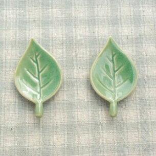 グリーン カトラリーレスト ナチュラル