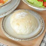 (渕錆粉引) 4寸皿  和食器/ナチュラル/小皿/取り皿/銘々皿/カフェ食器