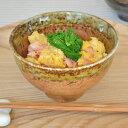 渕織部吹 4.5寸丼    丼ぶり/和食器/中鉢/ボウル/麺鉢/多用丼