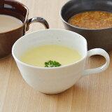 EASTオリジナル 和カフェスタイル スープマグ(粉引) (アウトレット込み)      白い食器/カフェオレボウル/マグカップ/スープカップ/スープボウル