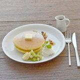 ホワイト パスタプレート 24.5cm    パスタ皿/白い食器/ディナープレート/大皿/8寸皿/お皿/ポーセラーツ