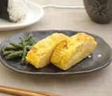 ?日本料理食谱,华东椭圆设备 - 黑点 - S[水玉  楕皿 黒 (ドットモノトーンシリーズ) (アウトレット込み)      取り皿/黒い食器/白い食器/銘々皿]