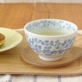 なでしこ 煎茶碗   和食器/ゆのみ/湯飲み/おもてなし食器/汲み出し/茶器