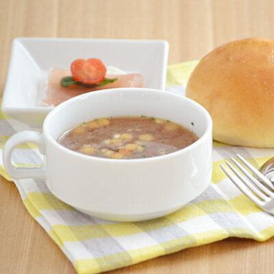 スタック スープカップ(ホワイト)