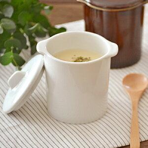 茶碗蒸し スタイル ジャポネココット ホワイト アウトレット オーブン デザート