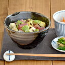 和食器 織部 石目 4.5寸丼 (14cm) (アウトレット込み)  丼ぶり / どんぶり / ボウル / 小丼 / 鉢 / 美濃焼