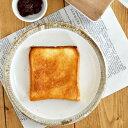 (渕錆粉引) 7寸皿 21cm 【数量限定】お皿/和食器/ケーキ皿/ナチュラル/サラダ皿/カフェ食器/中皿