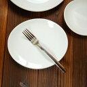 ゆるやかホワイト楕円皿 19cmプレート 洋食器 変型皿 中皿 白い食器