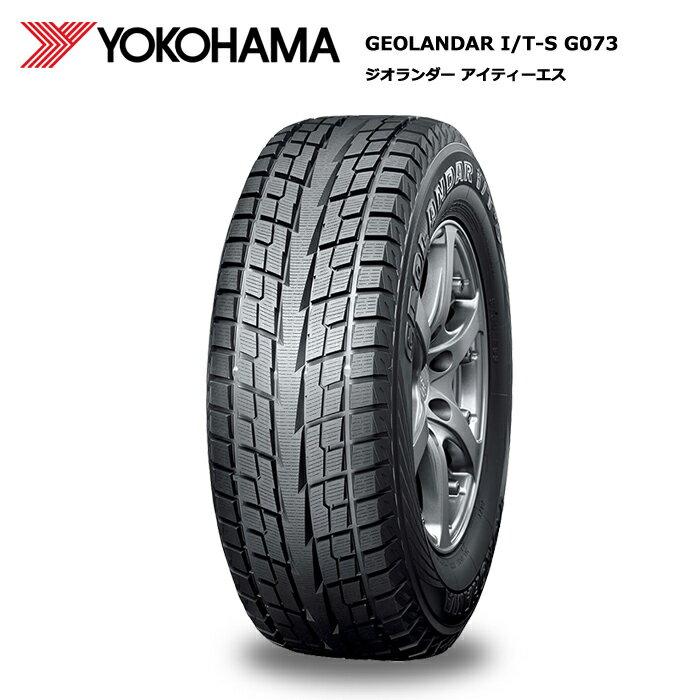 ヨコハマ ジオランダー I/T-S G073 225 低燃費/65R18 103Q:T-フラット グッドイヤー 送料無料 アルミ!スタッドレスタイヤ新品1本価格