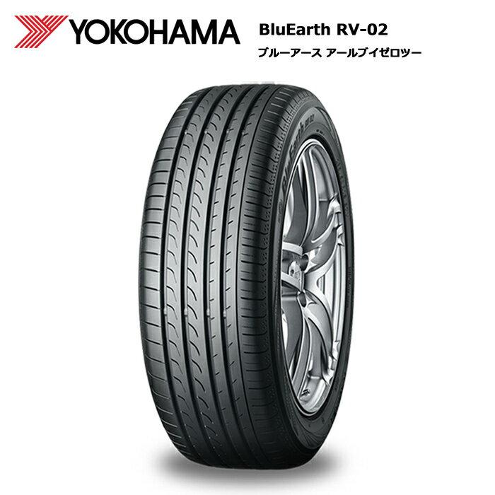 ■■ヨコハマ ブルーアース RV-02 245/40R19 98W XL 送料無料!サマータイヤ新品1本価格【お気に入り】
