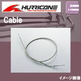 【ハリケーン】 ステンレスメッシュ チョーク GSX250FX チョークケーブル(HB6742M)