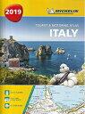 【ミシュラン・アトラス・イタリア Michelin Tourist & Motoring Atlas Italy 2019】