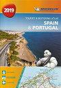 【ミシュラン・アトラス・スペイン・ポルトガル Michelin Tourist & Motoring Atlas Spain & Portugal 2019】