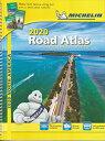 旅行&出張に A4版英語表記の詳細道路地図 ミシュラン・アトラス・北アメリカ Road Atlas USA Canada Mexico 2020